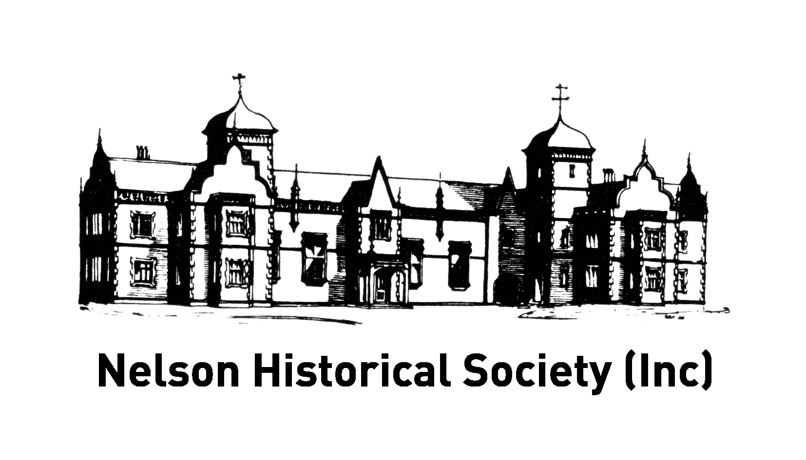 <strong>Nelson Historical Society logo, Nelson, New Zealand</strong>